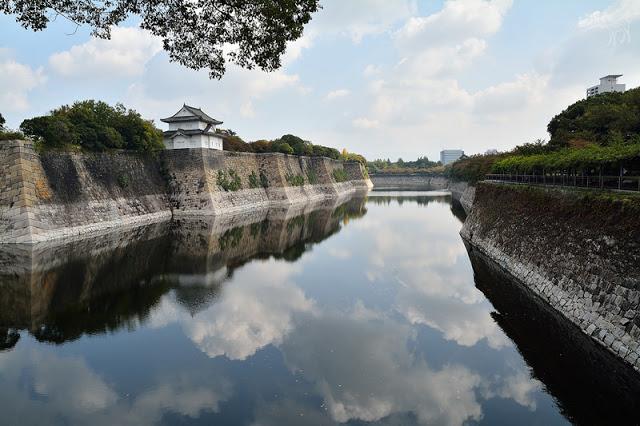 大阪市中心區600多呎大單位,升值最高的黃金地段,鄰近大阪城公園~呎價HK$1,935,大廈保養好!