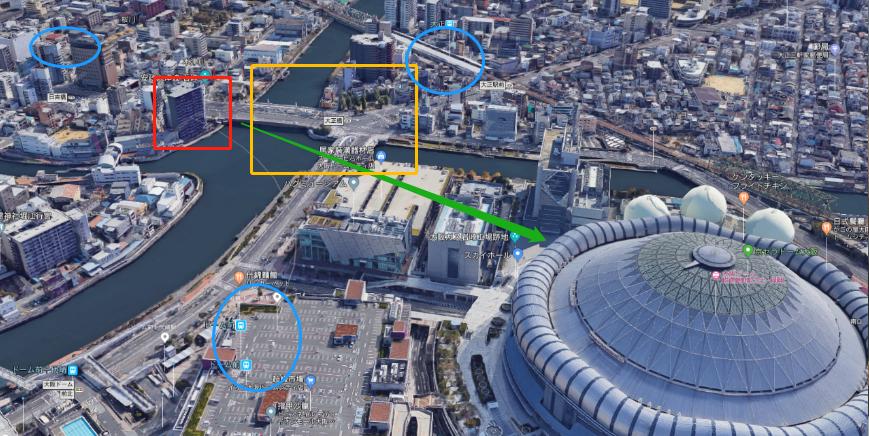 大阪浪速區~巨蛋河邊傍~{樓新,高層,大厦和内部装修用料極靚},人見人愛~回報5.4%~78萬港元