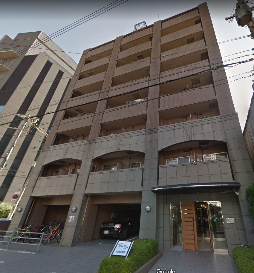 大阪中央区 256呎 物件 實回5.51% 回報理想