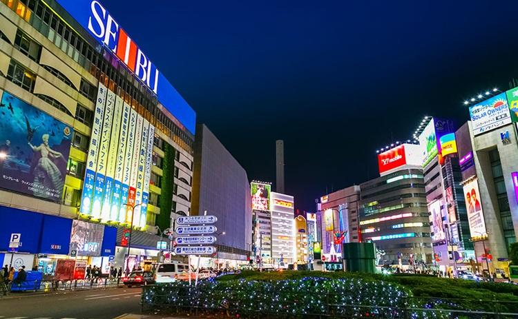 東京都 池袋 自住 只售港幣85萬