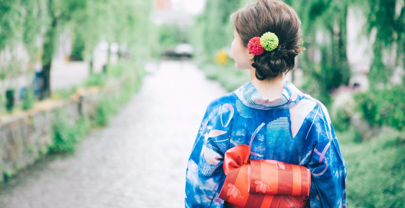 日本豆知識  日本傳統服飾和服、浴衣大不同